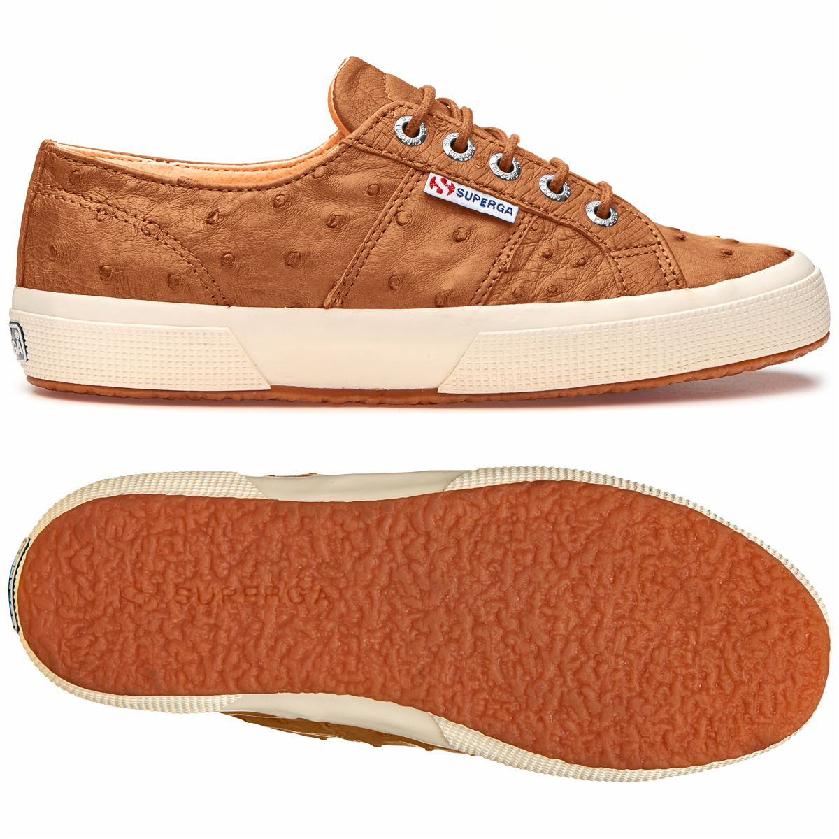 d5f7b8b969f3 Online sale of the Superga italian men and women shoes ESTREME 2750-OSTRICH.