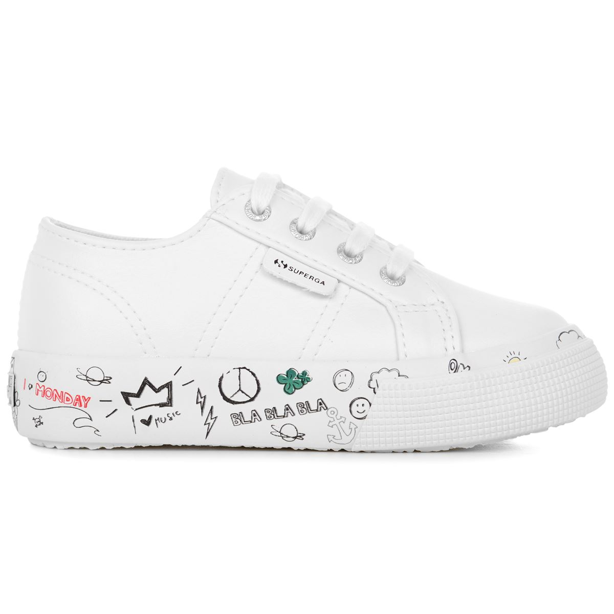 Italian Lady Shoes Superga for girl-S111U4W