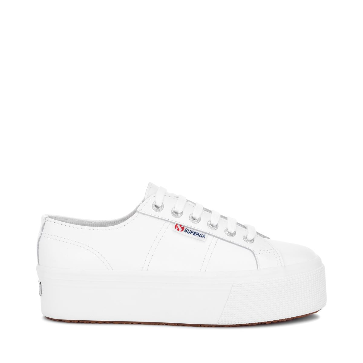 Italian Lady Shoes Superga for woman-S3115BW